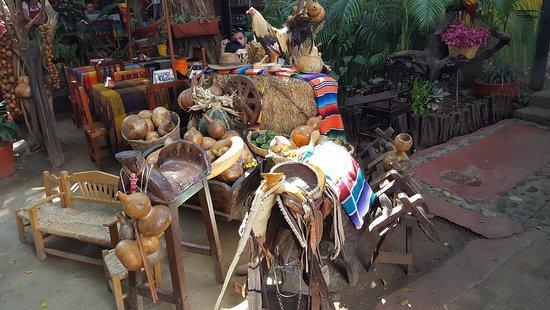 El Quelite, Meksiko: Decorations