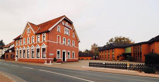 hotel zur post hemmingen tyskland omd men tripadvisor. Black Bedroom Furniture Sets. Home Design Ideas