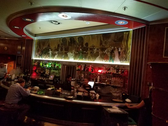 Deco Lounge Bar Restaurant. Astonishing Red Art Deco Furniture ...