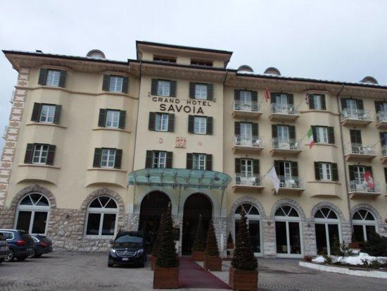 Grand Hotel Savoia: Storico  e simbolico Hotel  di  Cortina