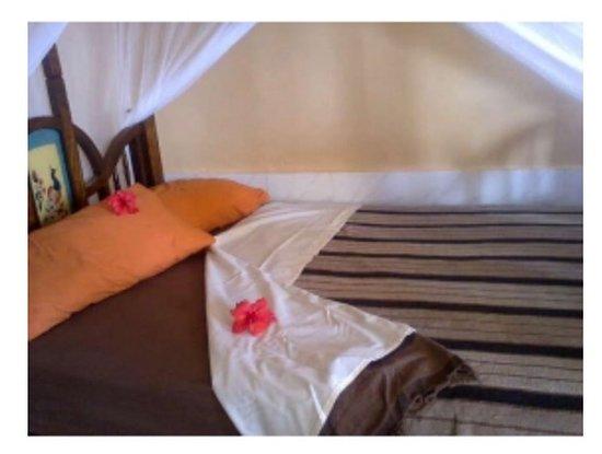 Mkoani, Tanzania: double room ensuite