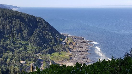 Cape Perpetua Scenic Area : 20170712_092132_large.jpg