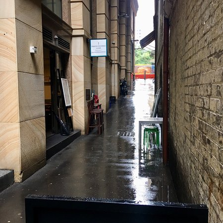 George S Cafe Pitt Street