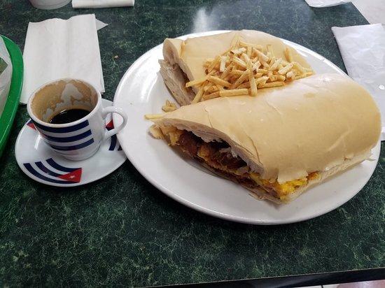 Dennys Latin Cafe: 20180222_095427_large.jpg