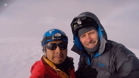 Ecuador Eco Adventure: Top of Chimborazo, 20,549'