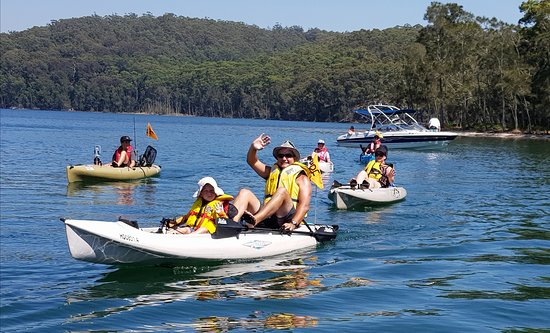 Kings Point Pedal Kayak Hire