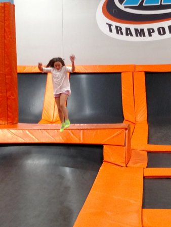 Altimate Air Trampoline Park