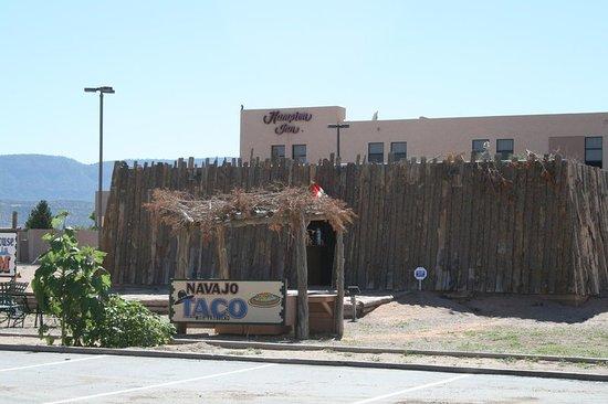 Kayenta, AZ: Restaurant