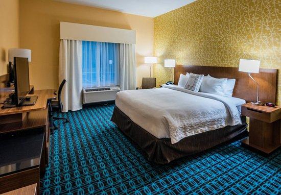 Fairburn, Джорджия: Guest room