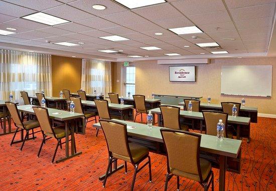 Residence Inn Baltimore White Marsh : Meeting room