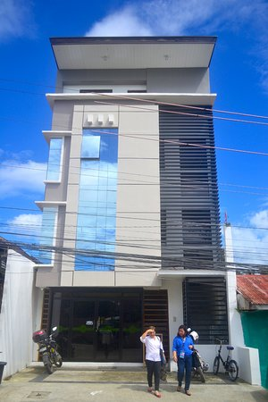 Sogod, Filippine: Lily Restaurant @ Morning
