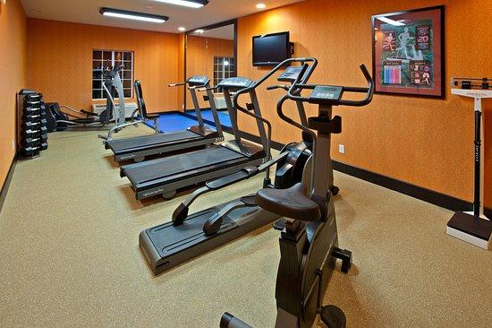 Grandville, MI: Health club