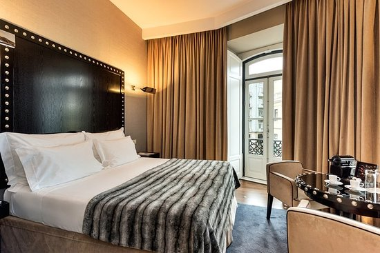 ذا فينتيدج هاوس - لشبونة: Guest room