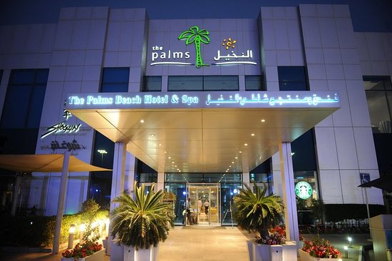 The Palms Beach Hotel and Spa