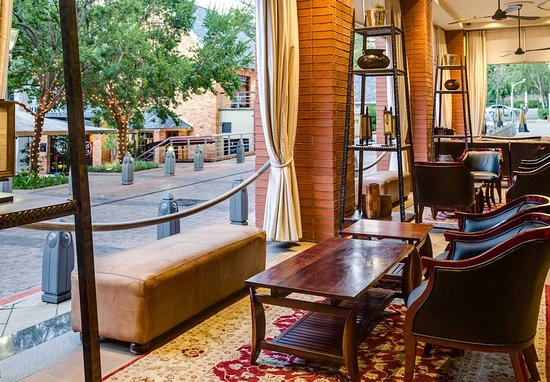 African Pride Melrose Arch Hotel: Other