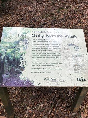 Glen Nayook Reserve