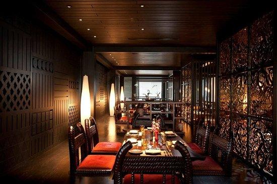 DoubleTree by Hilton Hotel Kuala Lumpur: Restaurant