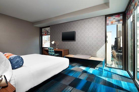 aloft denver downtown 94 1 9 0 updated 2018 prices. Black Bedroom Furniture Sets. Home Design Ideas