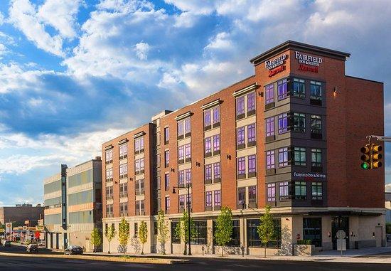 Fairfield Inn & Suites Boston Cambridge Hotel