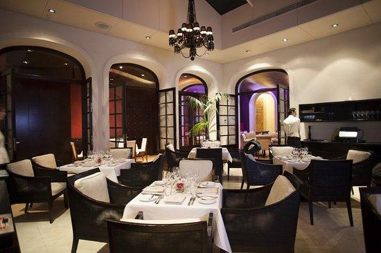 Algodon Mansion: Restaurant