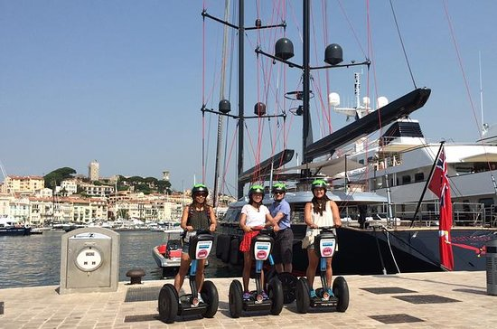 1-Hour Cannes Segway Small-Group Tour