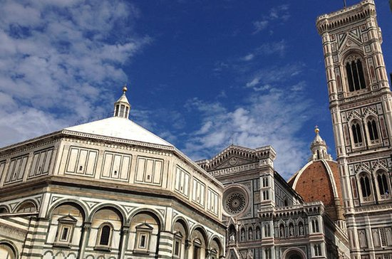 Florence Full Day Tour med David...