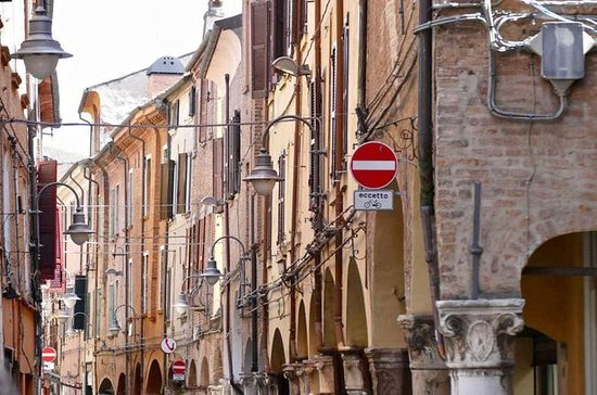 Discover Ferrara, City of the...