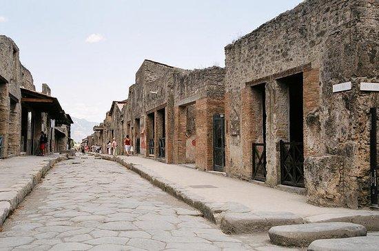 Pompeji Tour med Guide