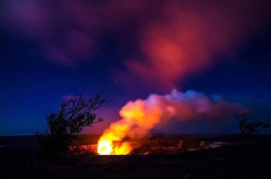 Small Group Tour: Deluxe Volcano Experience with Restaurant Dinner...