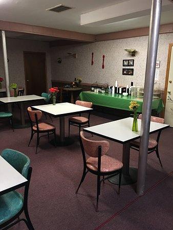 Breakfast Room Picture Of Lancaster Motor Inn Lancaster