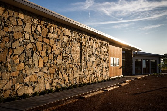 Murrumbateman, Australia: Opening Day of our new Cellar Door building. Photo by David Reist @dbreist