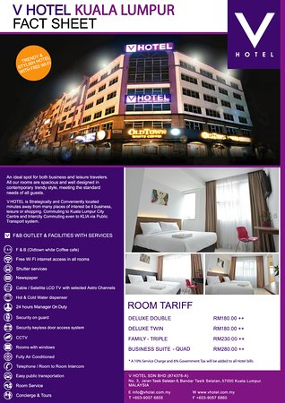 V Hotel Updated 2019 Prices Reviews And Photos Kuala Lumpur