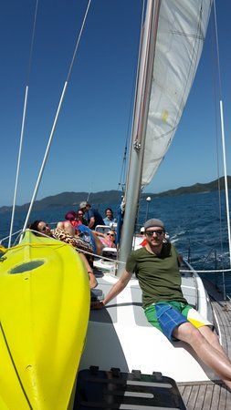 Bay of Islands, New Zealand: Sailing