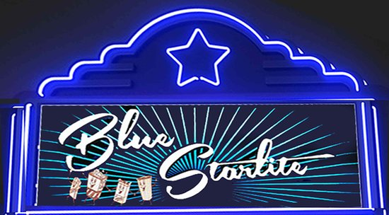 Blue Starlite Cinema Social