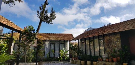 Entrance - Picture of Banyan House Eco Hotel, Da Lat - Tripadvisor