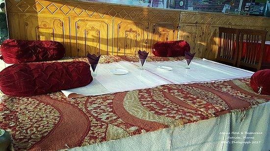 New Murree, Pakistan: Restaurant interior