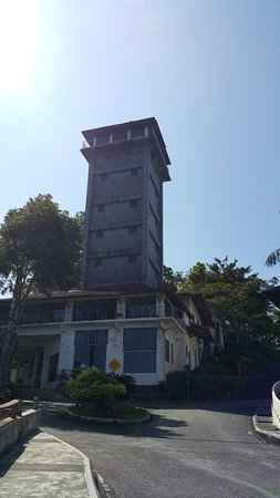 Gunung Raya Viewing Tower (Closed)