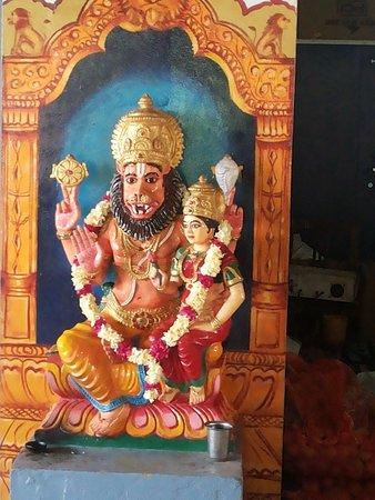 Sri Lakshmi Narasimha Swamy Temple Picture Of Sri Laxmi Narasimha