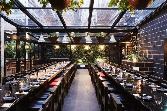 Ichi Ni Nana: Ichi Courtyard, ready to welcome a wedding party