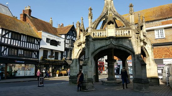 The Poultry Cross Salisbury