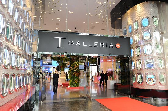 T Galleria by DFS, Singapore