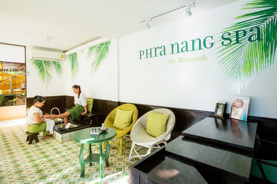 Ao Nang, Thailand: Phra Nang Spa