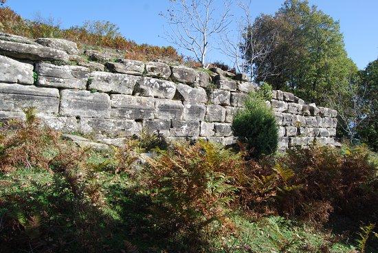 Gramsh, แอลเบเนีย: Irmaj Fortress