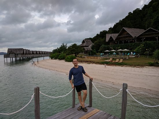 Telunas Beach Resort: IMG_20180224_174951_large.jpg