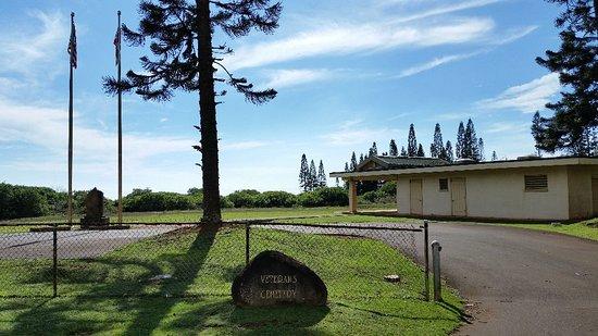 Lana'i Veterans Cemetery