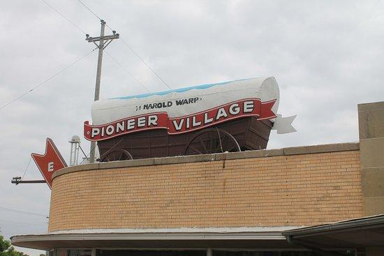 Minden, NE: pioneer vill