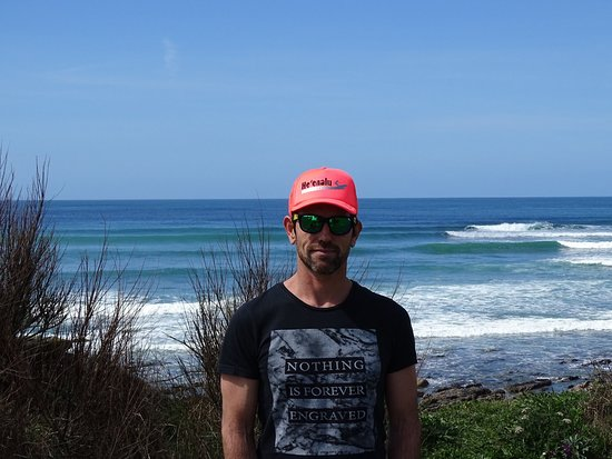 He'enalu l'ecole du Surf: !Olivier Martin, your surf instructor!