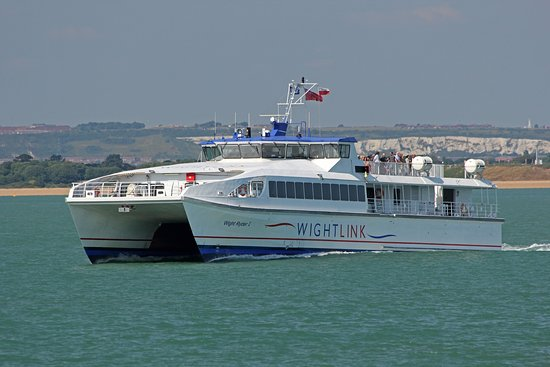 ‪Wightlink Isle of Wight Ferries‬