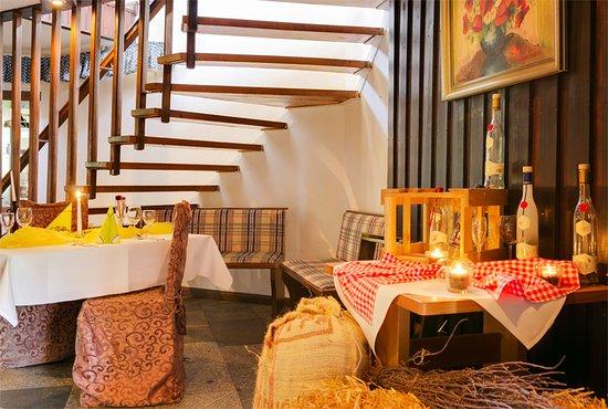 Ferien Hotel Lewitz Muehle: Restaurant