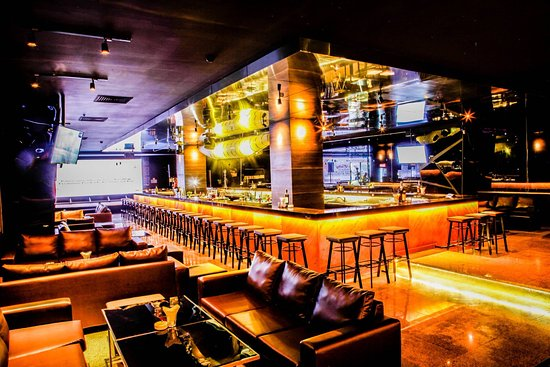 Lunar Chill Lounge Picture Of Lunar Rooftop Bar Grill Nha Trang